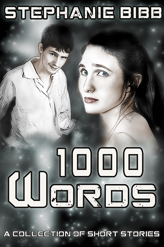 1000 Words A Collection of Short Stories Book Cover