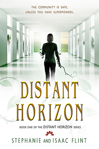 Distant Horizon Cover