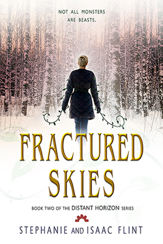 Fractured Skies Book Cover