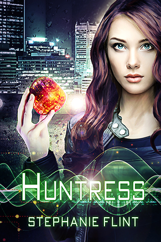 Huntress Book Cover