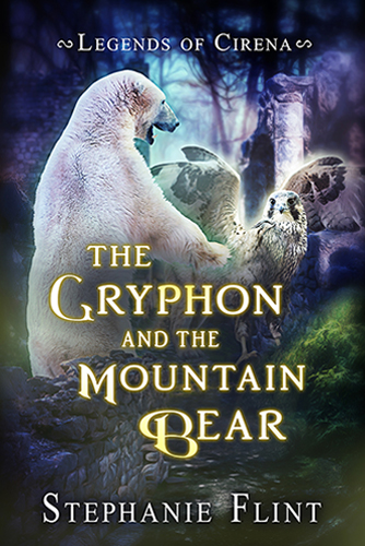 The Gryphon and the Mountain Bear Cover