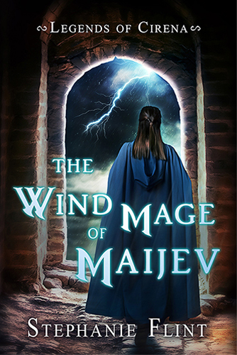 The Wind Mage of Maijev Cover