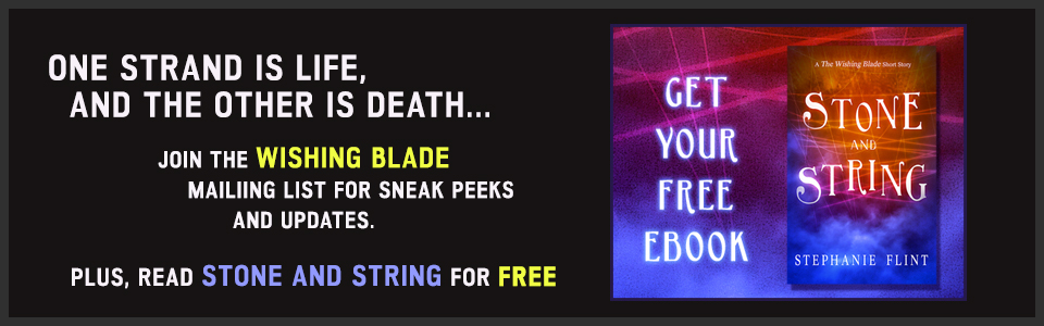 Sign up for The Wishing Blade Universe newsletter