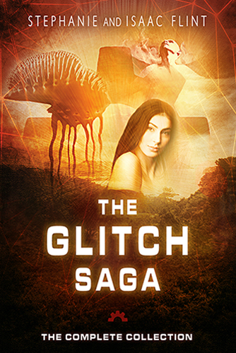 The Glitch Saga Complete Collection Cover