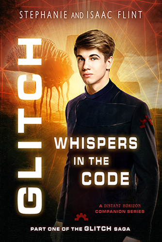 Whispers in the Code Book Cover