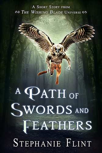 A Path of Swords and Feathers Cover