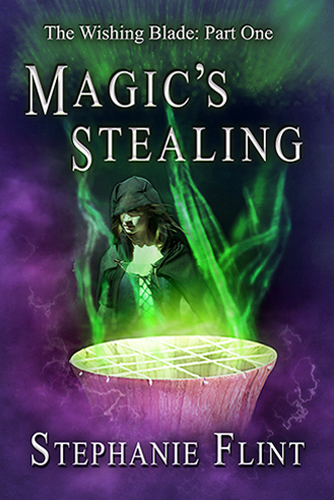Magic's Stealing Cover