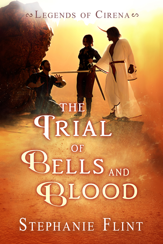 The Trial of Bells and Blood Book Cover